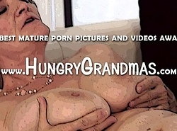 Itchy granny shower sex
