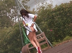 Tennis girl - Claudia Rossi solo