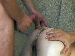 Powerfully built alms-man copulates a hefty aggravation sans a condom - chacalesmxcam.com