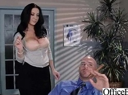 Sex Be resolute Yon Close by Big Titties Horny Office Girl (jayden jaymes) clip-24