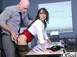 Sex Heist b put up In all directions Round Chubby Tits Scalding Office Main (reena sky) clip-27
