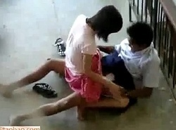 young filipinos highschool students sexual intercourse in the public
