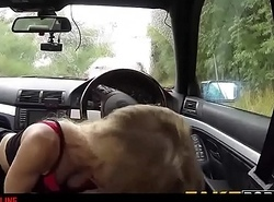 IFRIENDS.ONLINE -  tow-headed chick gets pulled over and fucked on policewoman