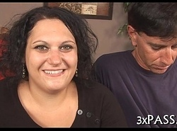 Large pulchritudinous woman xvideos