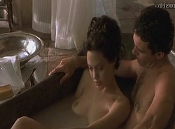 Angelina Jolie nude adjacent to sex vignettes